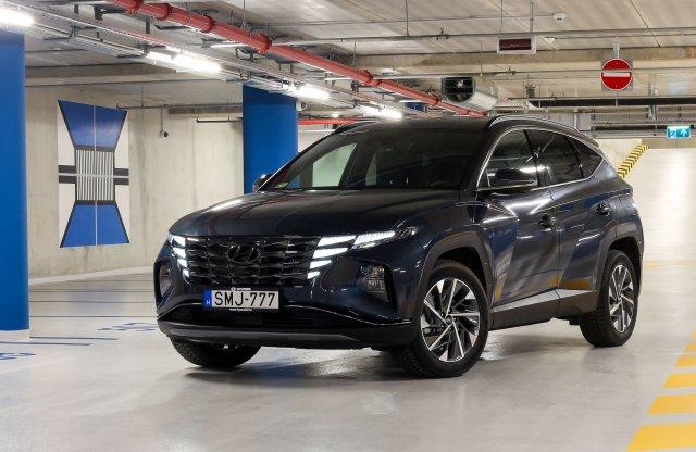 Első teszten az új Hyundai Tucson – személyesen ez is más