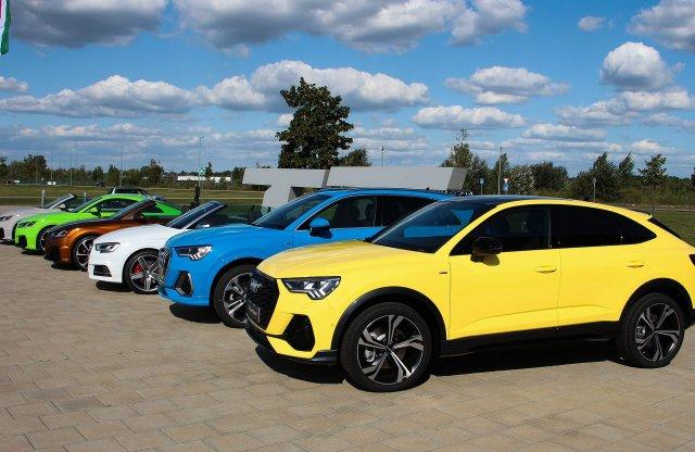 Letörhet a fékpedálja egy új Audi szériának