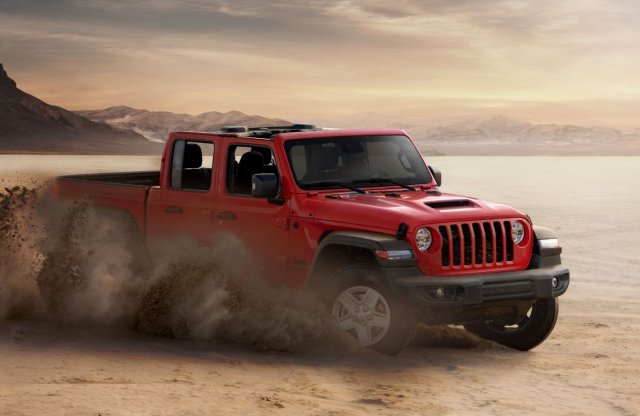 Itthon már rendelhető a Jeep Gladiator, akár különkiadásban is