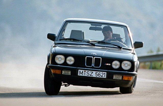 5 érdekesség a 40 éves 5-ös BMW-ről