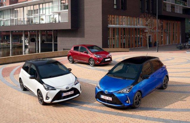 Itt a tisztított lista: a Toyota volt a magyarok kedvence tavaly