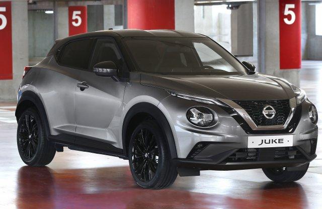 Spéci Juke-kal indítja az évet a Nissan