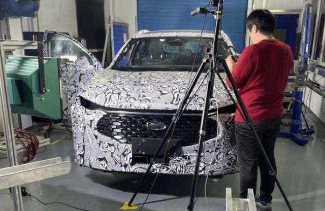 Tényleg ez a crossover lesz az új Ford Mondeo?