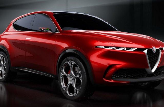 Őszig kell várni az Alfa Romeo új SUV-jára