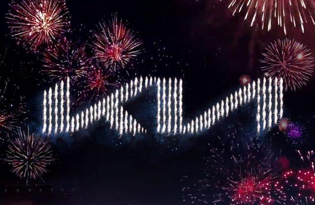 Guinness világrekorddal mutatkozott be a Kia új logója