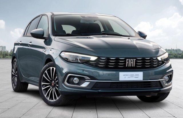 4,8 millió forintról indul a friss Fiat Tipo