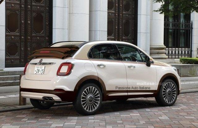 Újabb SUV kabrió érkezhet, ezúttal a Fiattól