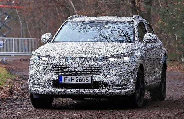 Szögletesebb, robusztusabb lesz a 2022-es Honda HR-V