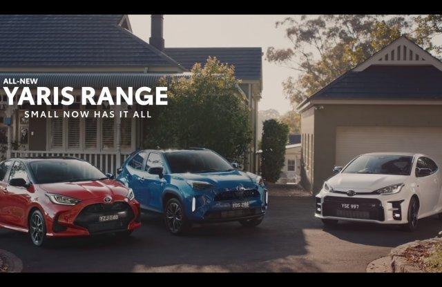 Vajon joggal tiltották be ezt a Yaris reklámot Ausztráliában?
