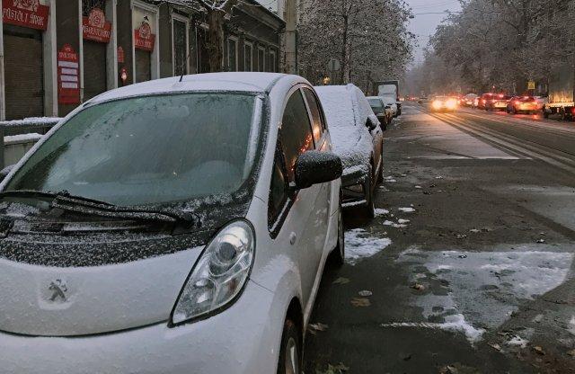 Videós podcast: itt a hó, jön a fagy