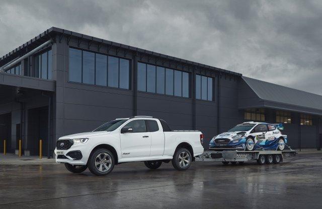 Megérkezett a pickupok versenyautója: a Ford Ranger MS-RT