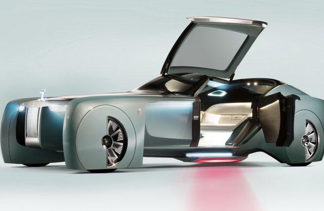 Készül az elektromos Rolls-Royce