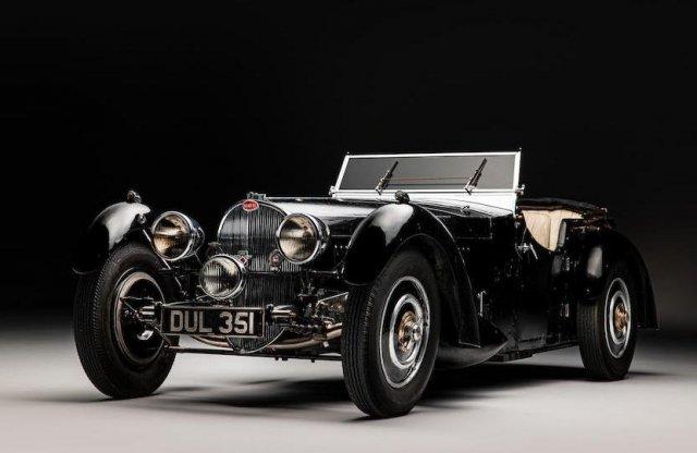50 évig volt eldugva ez a vagyont érő Bugatti