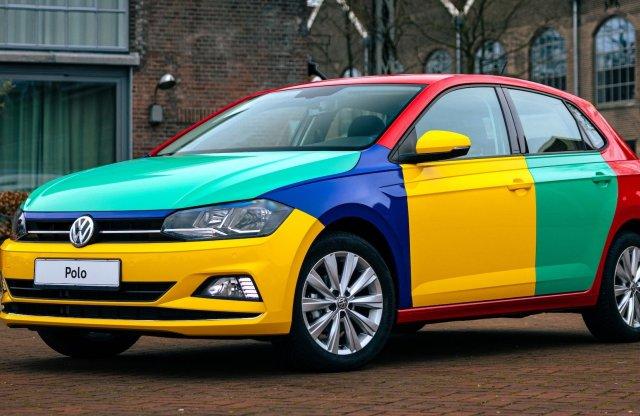 Negyed évszázad után visszatért a színes VW Polo