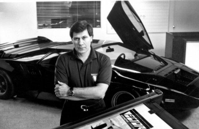 Meghalt az egyik legkomolyabb sportkocsi tervezője