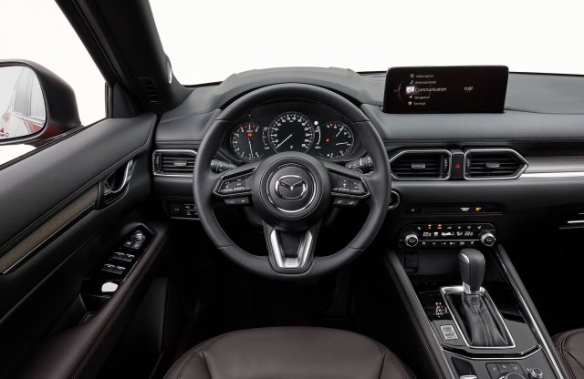 Belül frissült a Mazda CX-5