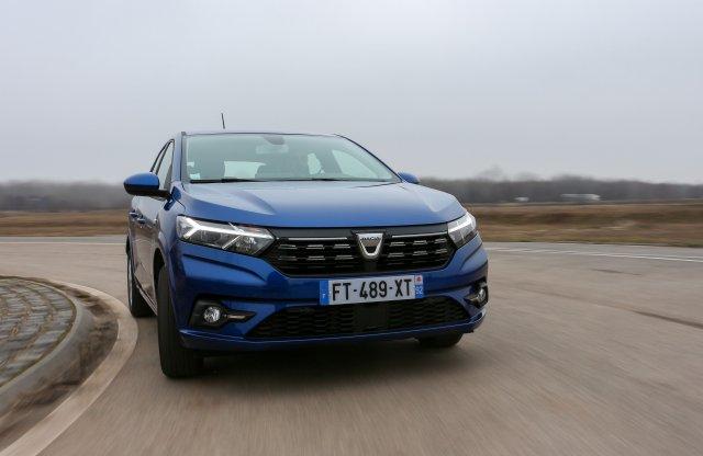 Erre van szüksége a világnak, nem többre! Új Dacia Sandero teszt
