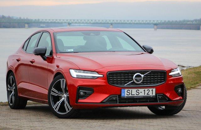 Ne temesd még a luxusszedánokat! – Volvo S60 B3 teszt