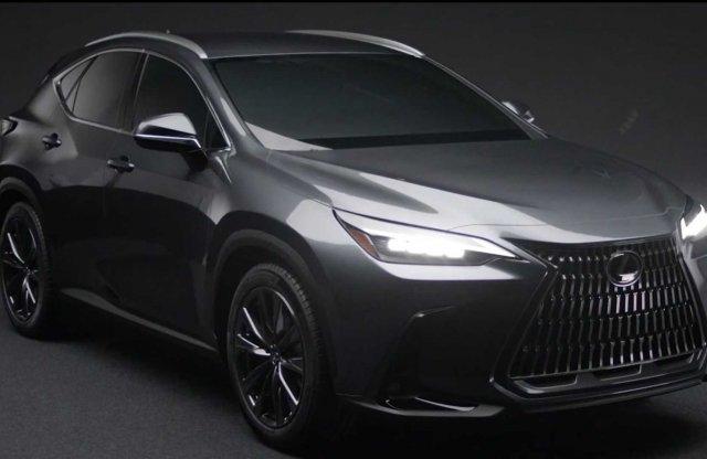 Kívül-belül megcsodálható az új Lexus NX