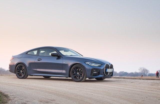 Teltajkú vágyfokozó – BMW 430i