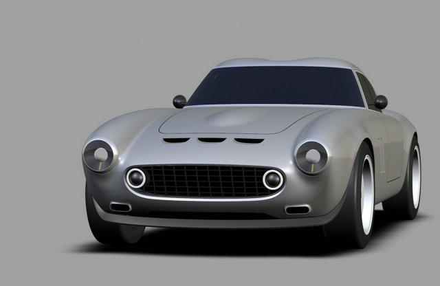 Készül a modern világ Ferrari 250 GTO-ja