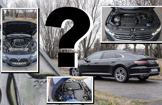 """""""Meg kell venni a nagydízelt"""" – Miért kell hétköznap erős autó?"""