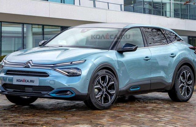 Így születhet újjá a Citroën C5