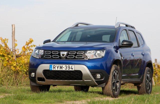 Összkerekes dízelből nincs ennél olcsóbb! Dacia Duster teszt