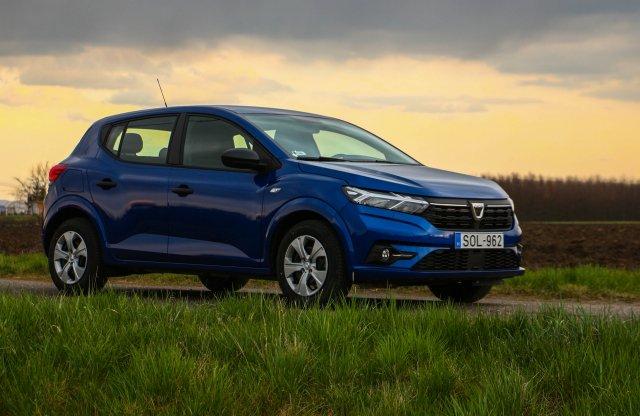 Nem akar többnek látszani – Dacia Sandero TCe 90 Essential teszt