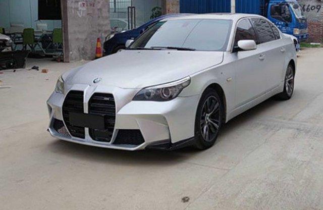 Te lehetsz a telep új királya ezzel a nagyvesés BMW E60 lökössel