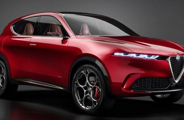 Nem elég a teljesítménye, csúszik az Alfa Romeo Tonale gyártása