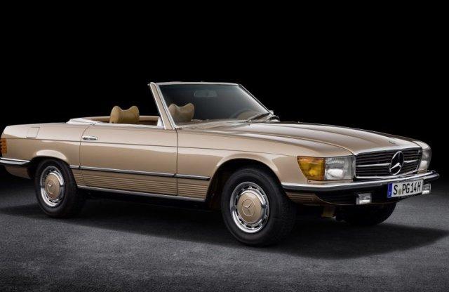 50 éves a Mercedes második leghosszabb ideig gyártott modellje
