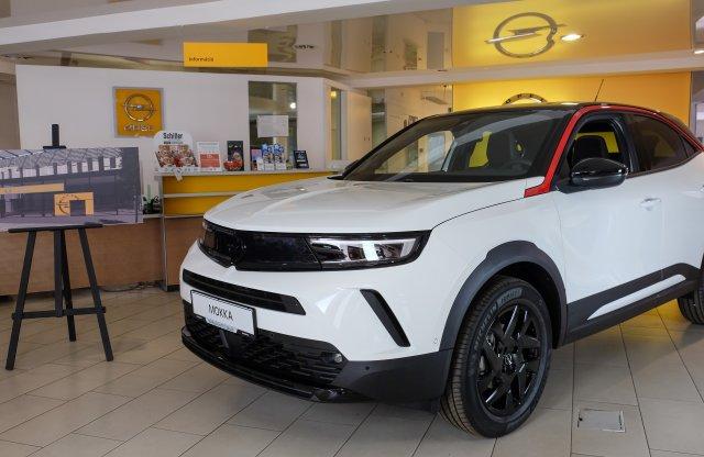 Meglestük a már itthon is kapható új Opel Mokkát
