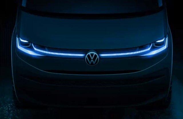 Idén jön az új VW Transporter, vele az eddigi legjobb Multivan