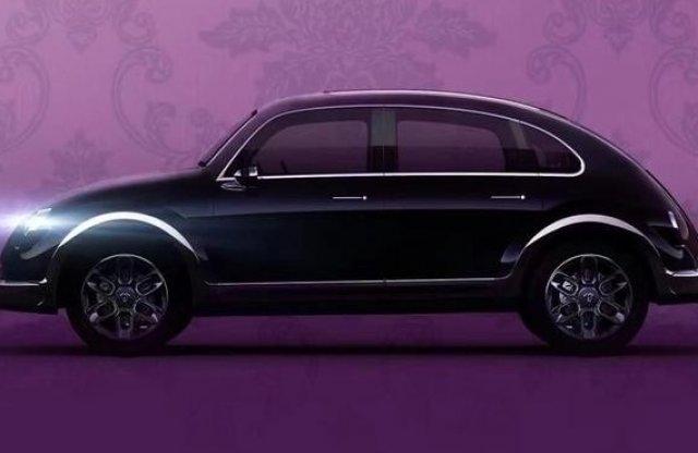 Kínában kel új életre a klasszikus Volkswagen Bogár?