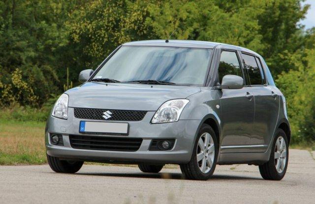 Drágulás a használtautó-piacon, sláger a Suzuki Swift