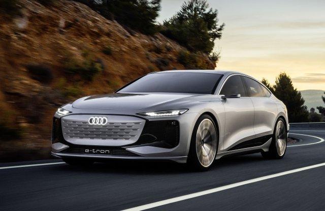 Nagyot változik a következő Audi A6 dizájnja, hát még a hajtása!