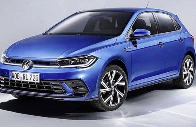 Kiszivárogtak a frissített Volkswagen Polo képei