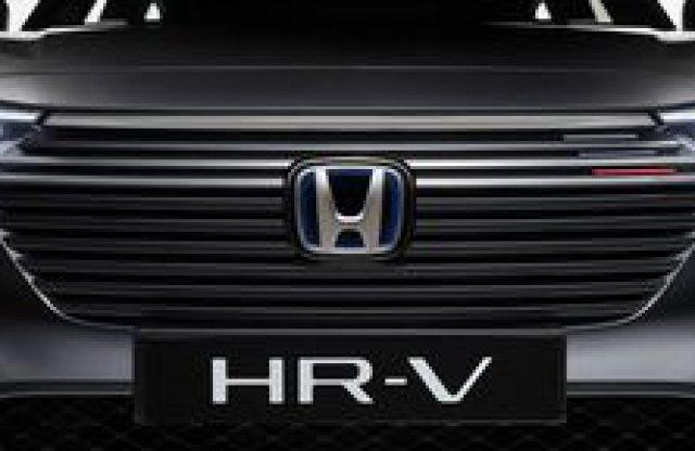 Új infók a Honda HR-V érkező új generációjáról
