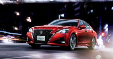 Egy igazi király koronát hord – Toyota Crown történelem