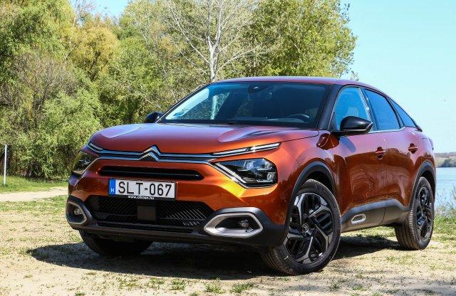 Francia nyelvlecke? Citroën C4 1.2 PureTech teszt