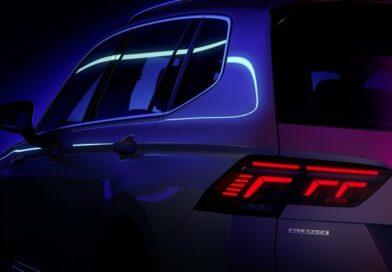 Frissítéssel folytatja karrierjét a hétszemélyes VW Tiguan