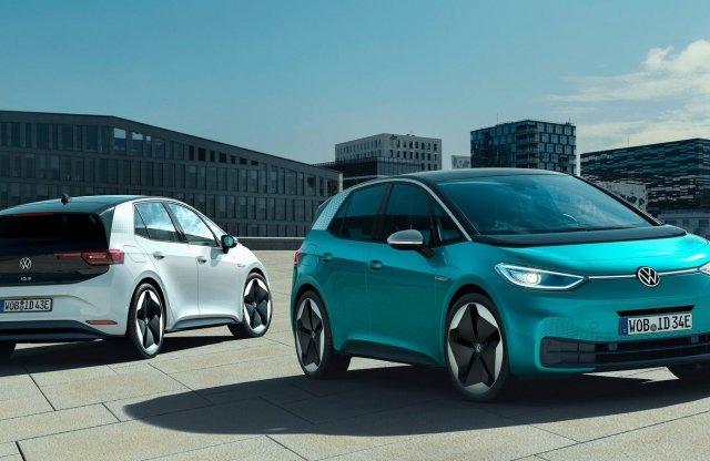 Nagyot robbant Németországban az elektromos autók eladása