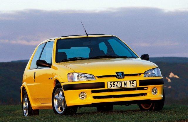 Amikor még szerettük a kisautókat – 30 éves a Peugeot 106