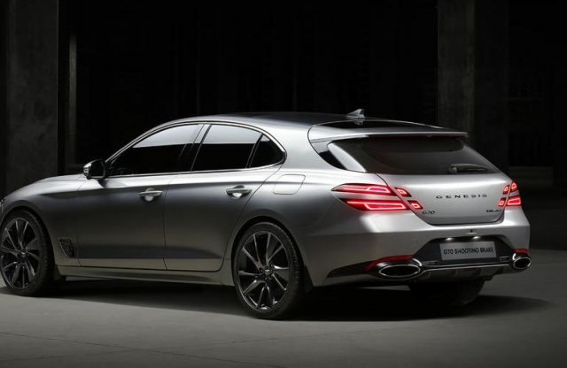 Gyönyörű luxuskombival bővül az európai autópiac