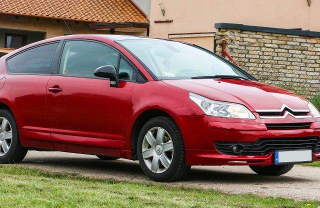 Audi helyett franciát? – Citroën C4 1.4 Coupé 2006 használtteszt
