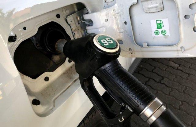 Csak a benzin ára változik szerdán, de az legalább csökken
