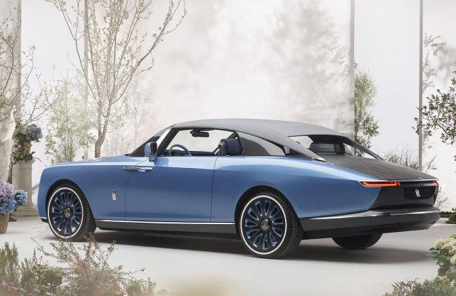 Erre a Rolls-Royce-ra még a lottóötös sem elég!