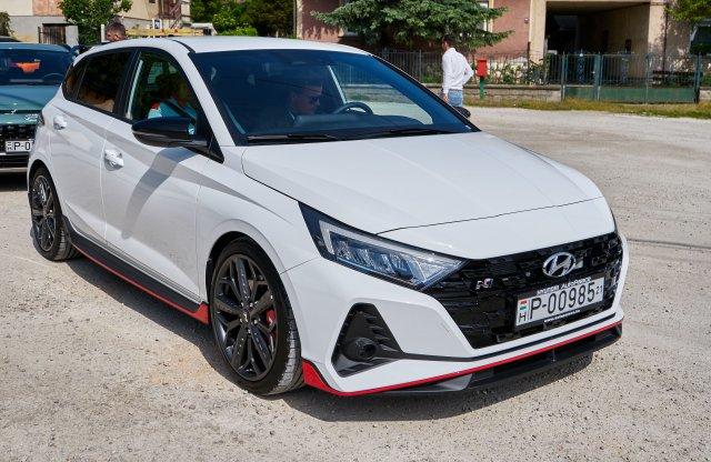 N, mint nagy élmény! – Hyundai i20 N menetpróba