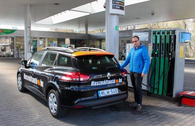 Újabb üzemanyagár-emelés várható